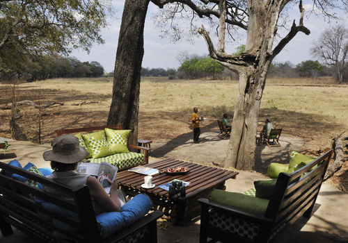 Remote Africa - Crocodile River Camp