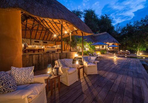 Robin Pope Safaris - Luangwa River Camp