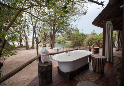 Honeymoon Outdoor Bath