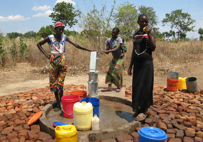 Providing Clean Water