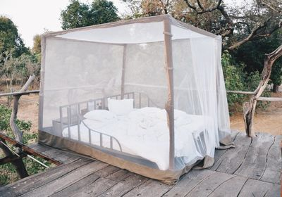 Star Bed for Sleep Outs