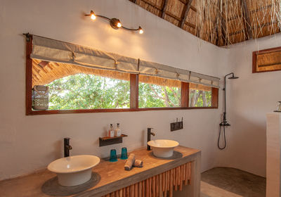 Standard Chalet Bathroom