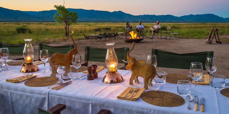 Robin Pope Safaris - John's Camp
