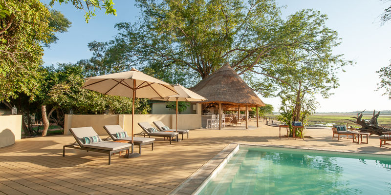 Kafunta Safaris - Kafunta River Lodge