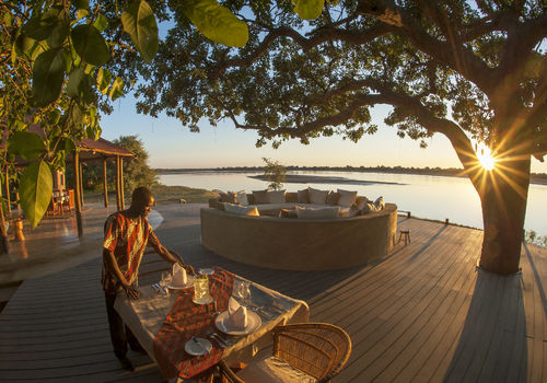 Kafunta Safaris - Three Rivers Camp
